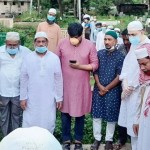 Professor Emajuddin Ahmed laid to eternal rest
