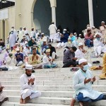 Eid-ul-Azha congregations also at mosques