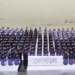 'Drug peddler' held with phensedyl in Joypurhat