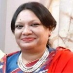 Corona infected MP Salma airlifted to Dhaka