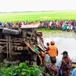 4 killed in Magura bus collision