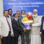 Zabihullah appointed new chairman of Eastern University