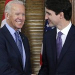 Canada's Trudeau first foreign leader called by Biden