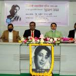 Suchitra's death anniversary observed in Pabna