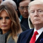 Melania and Trump 'slept in separate rooms' in White House
