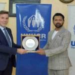 Tahsan becomes UNHCR goodwill ambassador