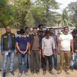 Six held over mugging Tk 35 lakh at Shahbagh