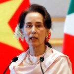Charges filed against Suu Kyi for keeping walkie talkies