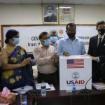 US hands over oxygen, emergency medical supplies to Bangladesh