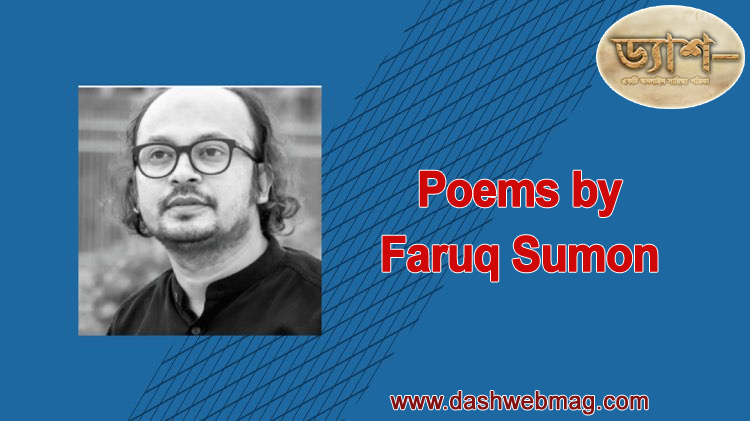 Poems by Faruq Sumon