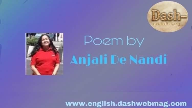Poem by Anjali De Nandi, mom
