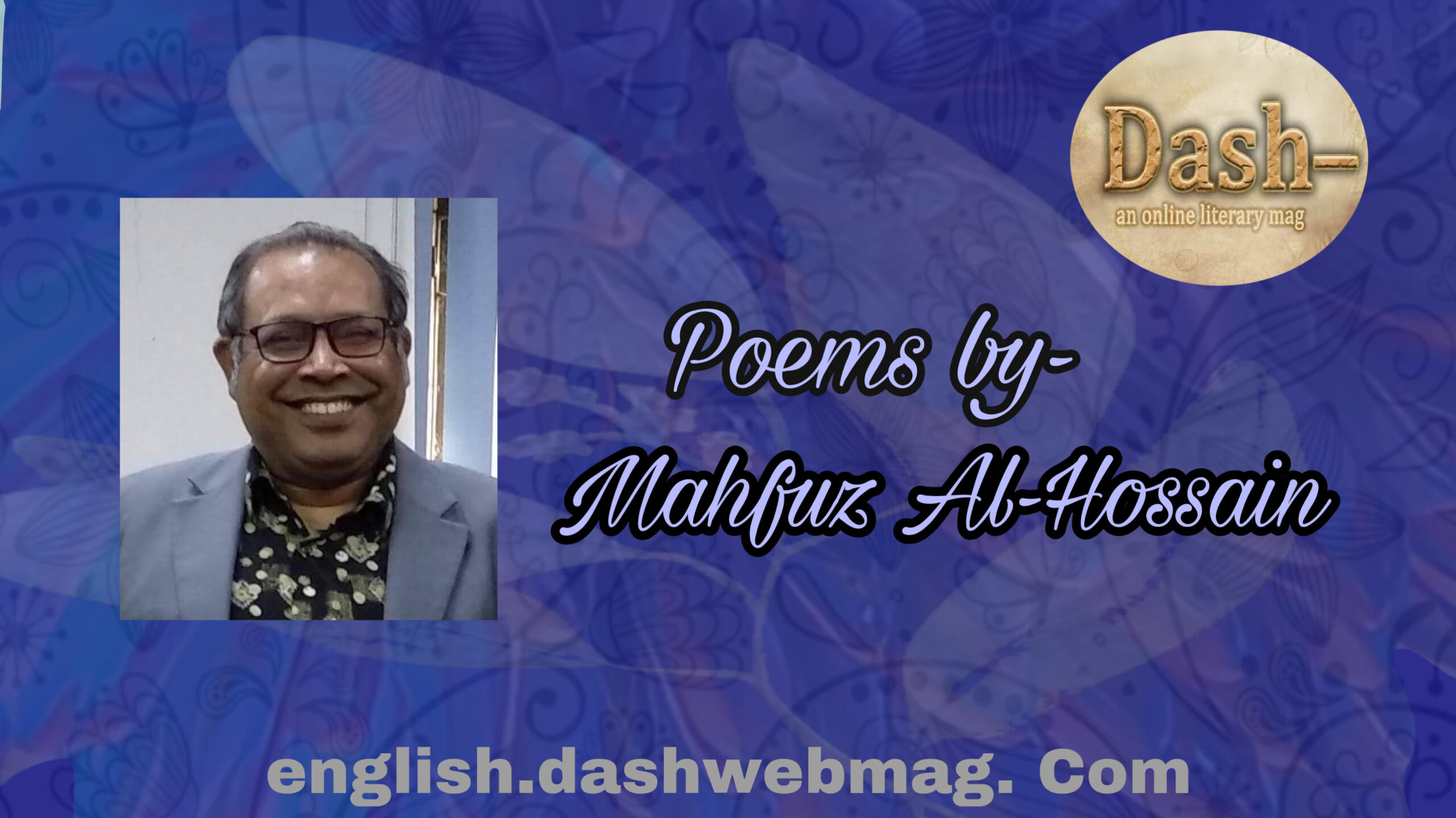 Poems by- Mahfuz Al-Hossain