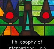 Philosophy of International Law Anthony Carty