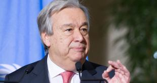 Secretary-General António Guterres. UN Photo/Violaine Martin (file)