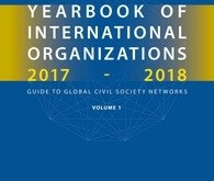 Yearbook of International Organizations 2017-2018, Volume 5