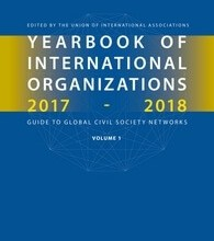 Yearbook of International Organizations 2017-2018, Volumes 1A & 1B (SET)