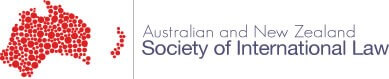 ANZSIL Australian and New Zealand Society of International Law