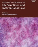 van den Herik: Research Handbook on UN Sanctions and International Law