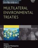 Fitzmaurice & Tanzi, with Papantoniou: Multilateral Environmental Treaties