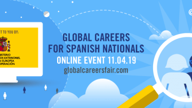 Global Careers for Spanish Nationals