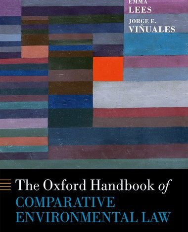 Oxford Handbook of Comparative Environmental Law
