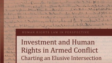 Investment and Human Rights in Armed Conflict