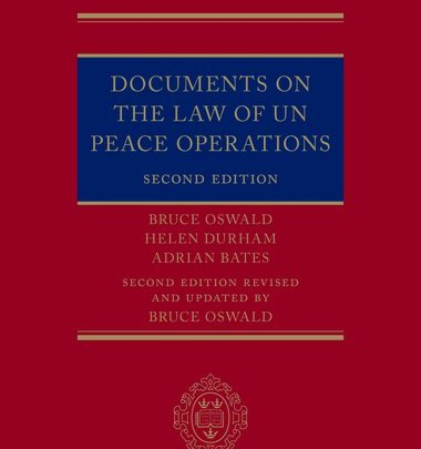 Documents on the Law of UN Peace Operations