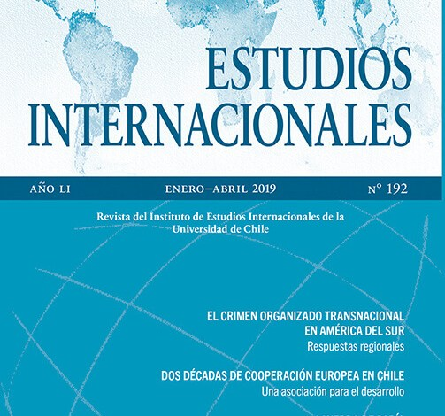 Estudios Internacionales - Vol. 51 Núm. 192 (2019)