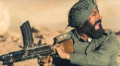 Teaser launch of nation's first ever biopic of Param Vir Chakra recipient 'Subedar Joginder Singh'.