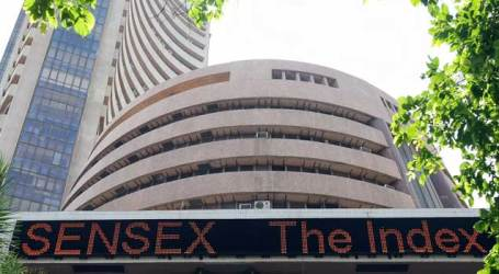 Biggest fall since 2015: Sensex slumped nearly 1300 points