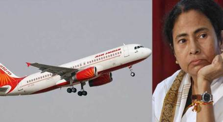 Mamata opposes selling of Air India, saying the govt must withdraw such move
