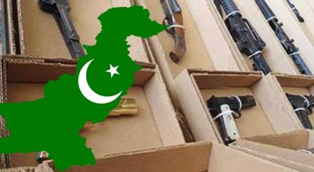 Pakistan 9th largest arms importer in world, but imports decreasing