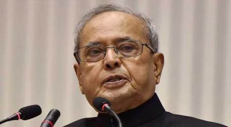 India is progressing impressively but why Indians not happy as nation, asks Pranab Mukherjee