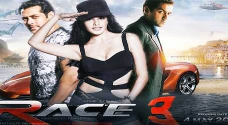 'Race 3' races ahead at global box office, mints Rs 181.32 cr worldwide