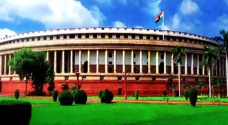 Only 4 pc productivity in Lok Sabha, 8 pc in Rajya Sabha