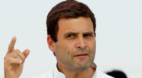 BJP attacks Rahul Gandhi on his fast saying it is 'drama'
