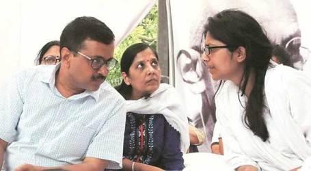 AAP attacks BJP govt for not responding to Maliwal's 'hunger strike'