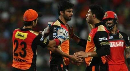 IPL: SRH beat RCB by five runs