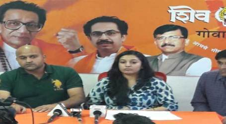Shiv Sena in Goa accuses Amit Shah of being silent on Mahadayi issue