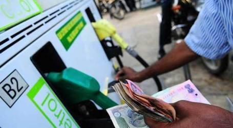 Petrol & diesel prices dip again by 21 paise &  15 paise respectively