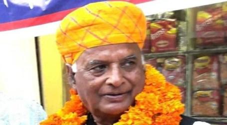 Amid Vasundhara 'pressure', Amit Shah appoints Saini as BJP's Rajasthan chief