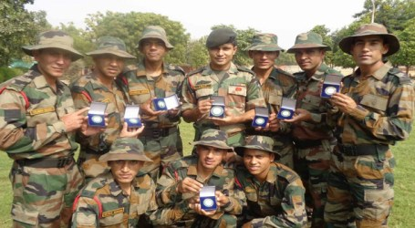 Indian peacekeepers in Sudan awarded UN medal