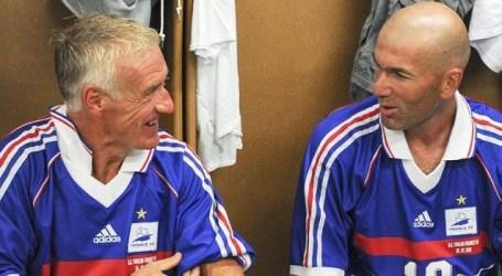Deschamps, Zidane on FIFA coach of the year shortlist