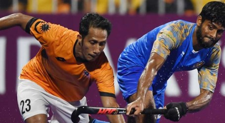 Record goal scoring India crashes out of Asian Games Hockey Title race