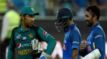 India-Pakistan cricket match on International Day of Peace