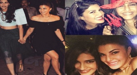 Jacqueline wants Sonam Ahuja to be her Tinder swiping buddy