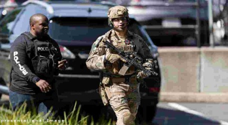 "Gunman kills five in ""new normal"" shootings in California – police"