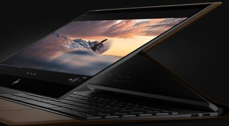 HP reinvents the PC with the new Spectre Folio – the world's first leather laptop