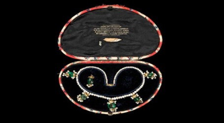 Necklace Of Maharaja Ranjit Singh's Wife Sold For 187,000 Pounds In UK