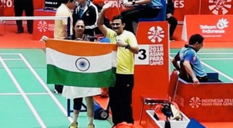 Asian gold for Gujarat shuttler Parul Parmar, chess players grabbed yellow metals